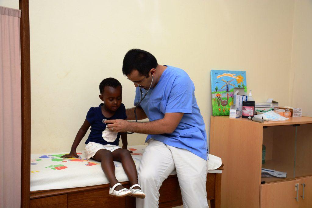 The best Children Hospital in Kenya