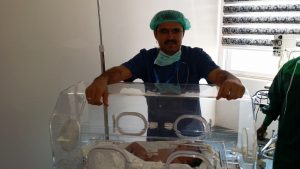 paediatric surgery in Malindi Kenya